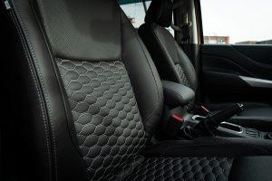 EV-R Cerus interior