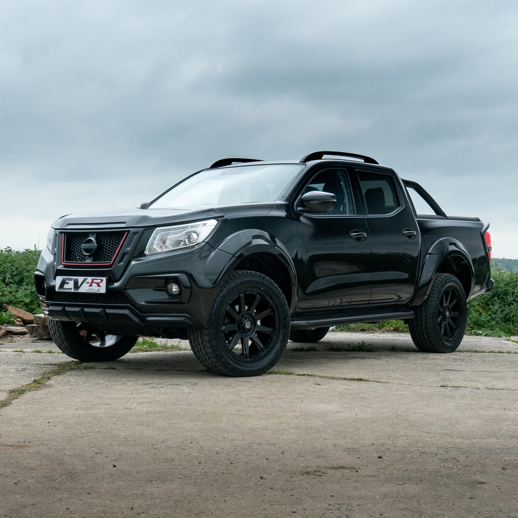 EV-R Pick-Up Design