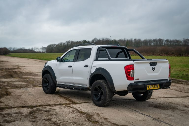 Customised Nissan Navara Ares