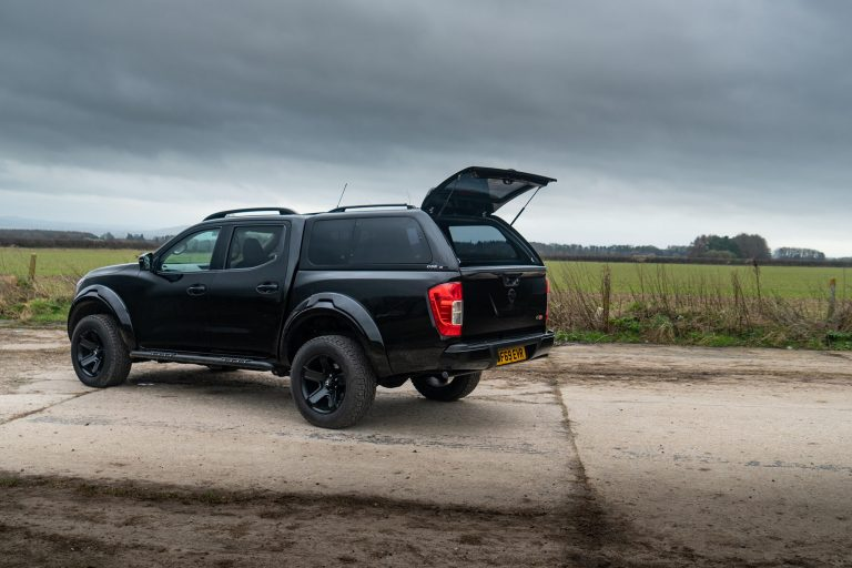 Customised Nissan Navara